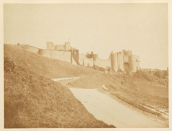 Fiennes Tower, Dover Castle